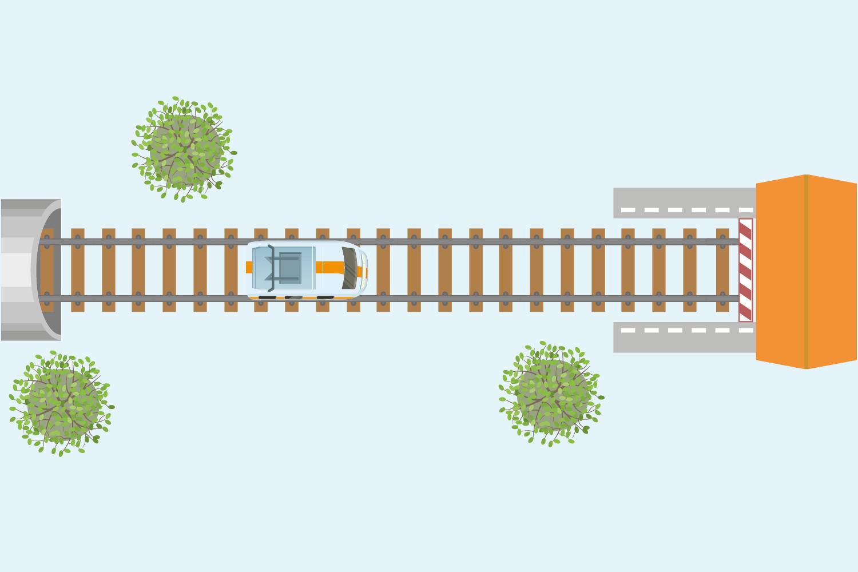 Op reis met de trein - AllesTeltQ ThiemeMeulenhoff